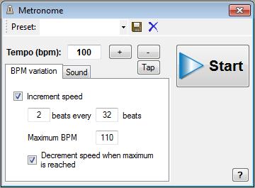 Guitar and Bass Software - Screenshots
